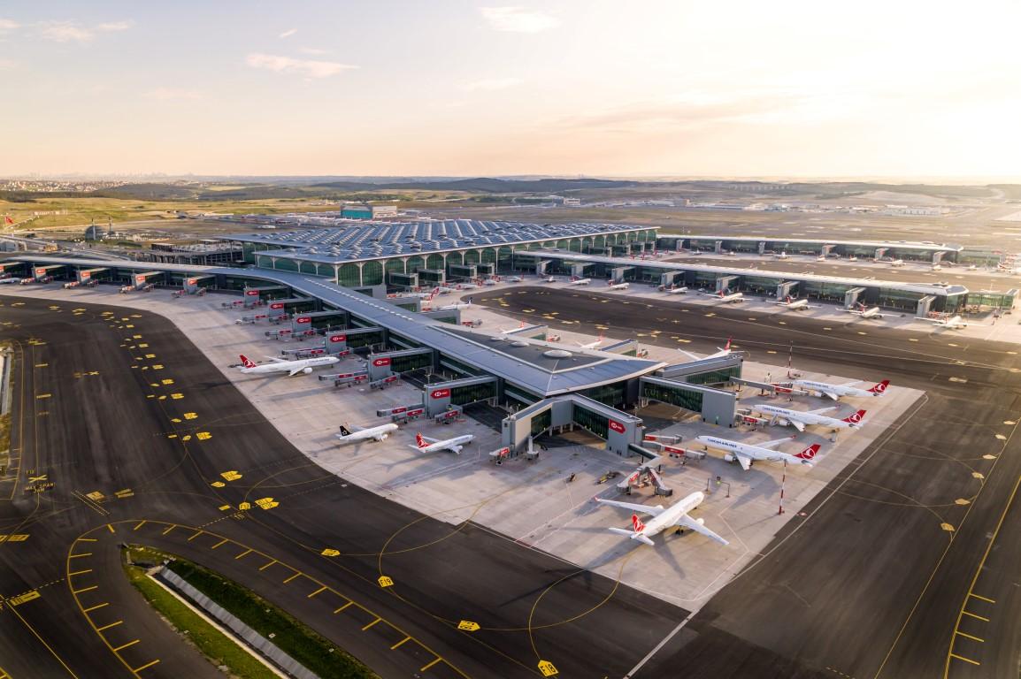İstanbul Havalimanı Avrupanın en verimli havalimanı seçildi