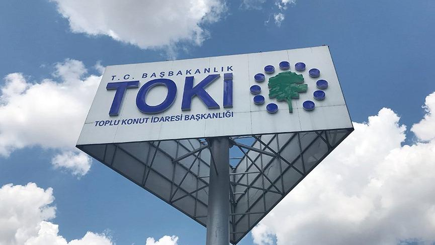 TOKİ'den 'konutlarda kayma tespit edildi' yönünde çıkan haberlere yalanlama