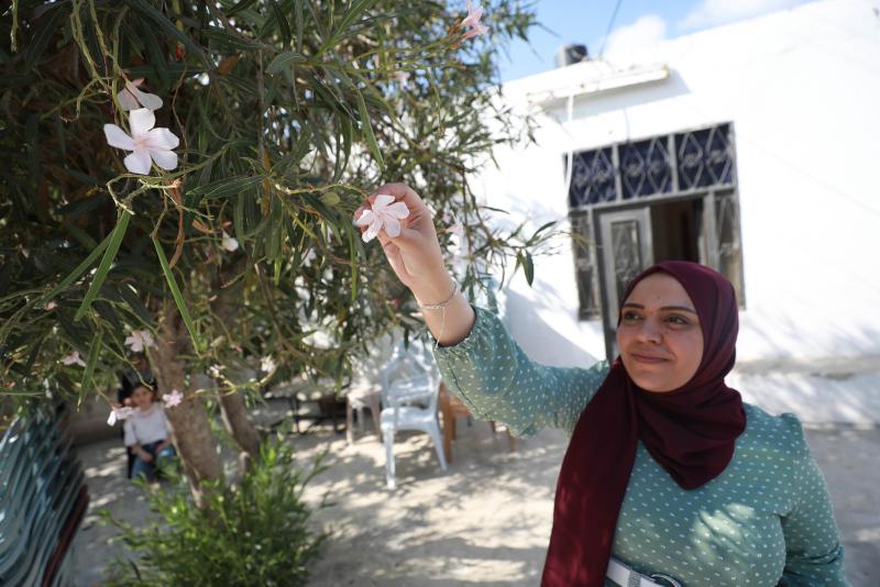 İşgalci İsrailden hamile kadına işkence! Filistinli Enhar ed-Diyk yaşadıklarını anlattı