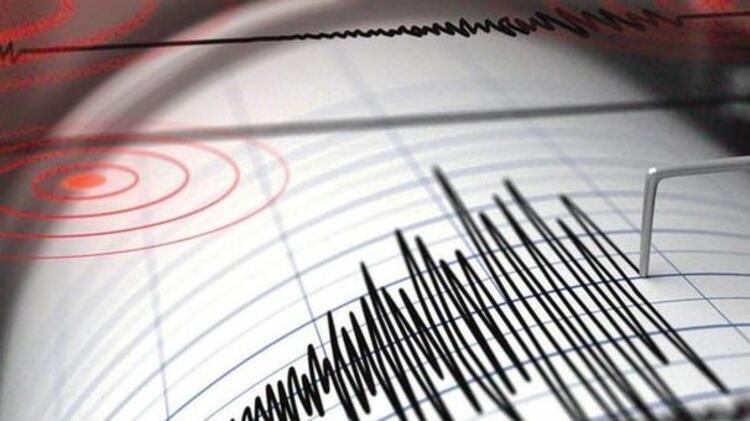 Son dakika: Ege Denizinde 4,2 büyüklüğünde deprem