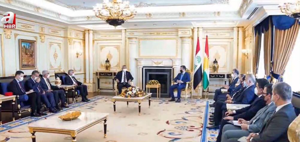 CHP Erbile neden gitti? Barzani görüşmesinin arka planını A Haberde anlattı: Tek nedeni siyaset mühendisliği