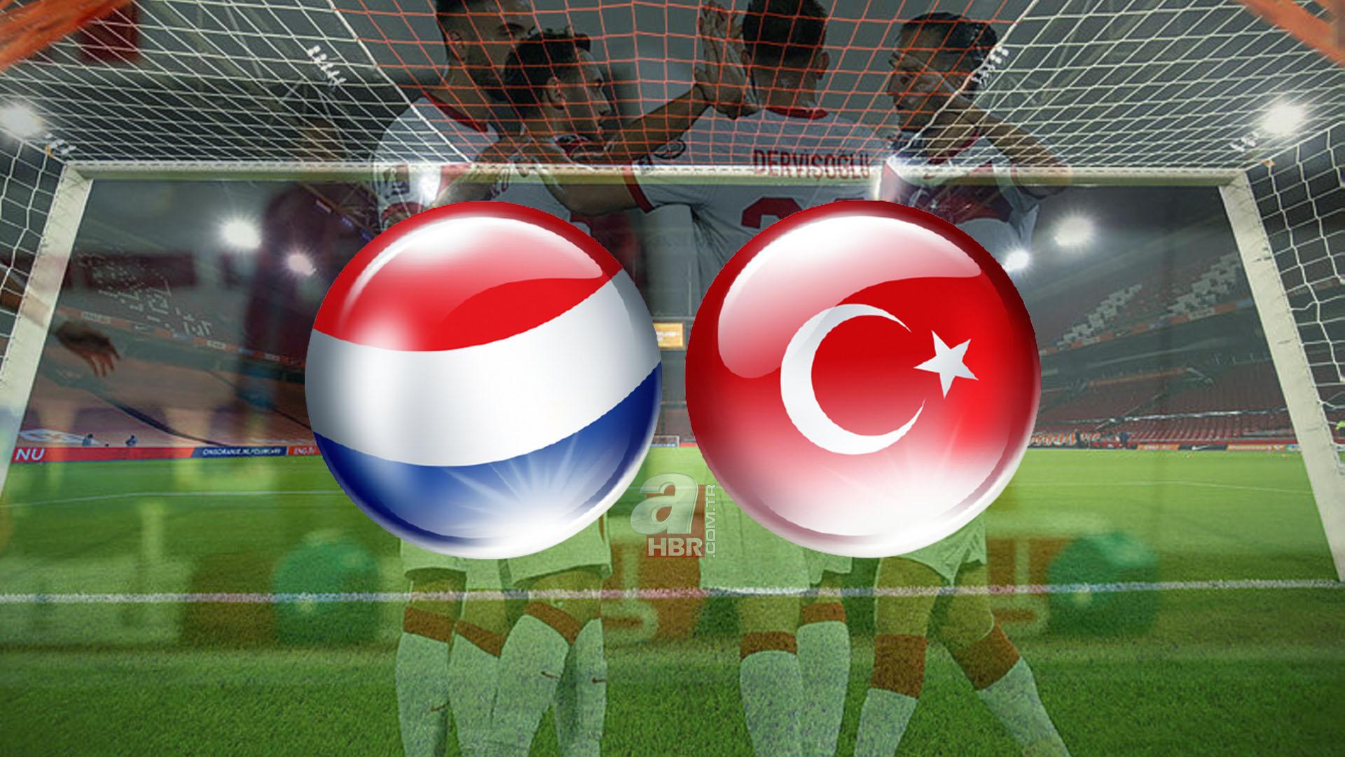 Hollanda Türkiye maçı canlı yayın nasıl izlenir? 2022 FIFA Dünya Kupası Avrupa Elemeleri milli maç hangi kanalda?