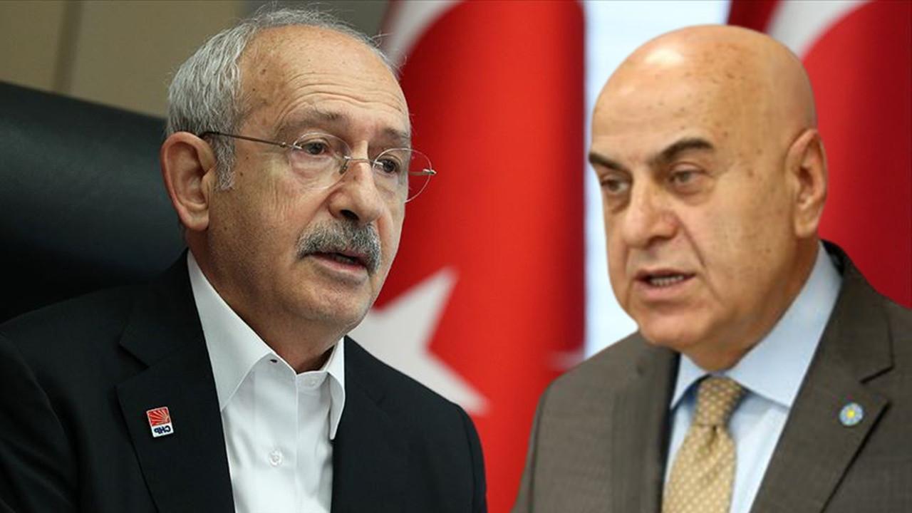 Son dakika: Millet İttifakında vaat krizi: CHP ve İYİ Parti arasında yeni kavga! Cihan Paçacı: Bize sordun mu?