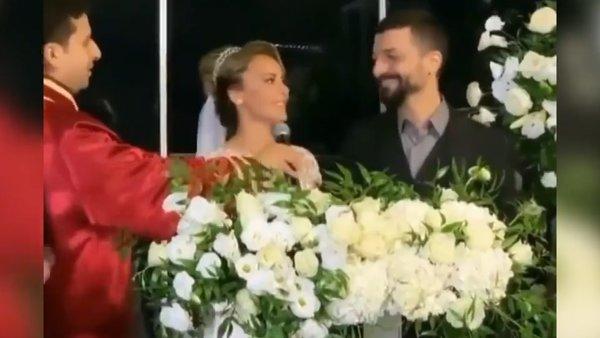 Vildan Atasever ve Mehmet Erdem evlendi