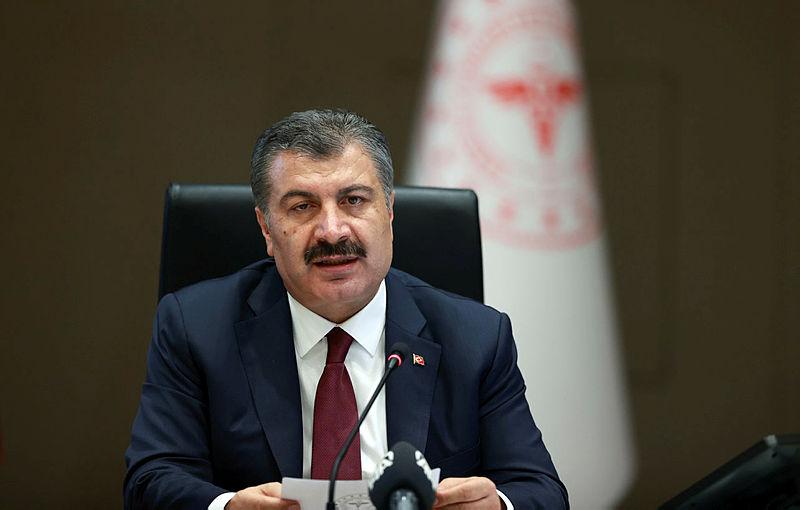 Sağlık Bakanı Fahrettin Koca: Mücadelemiz netice vermeye başladı