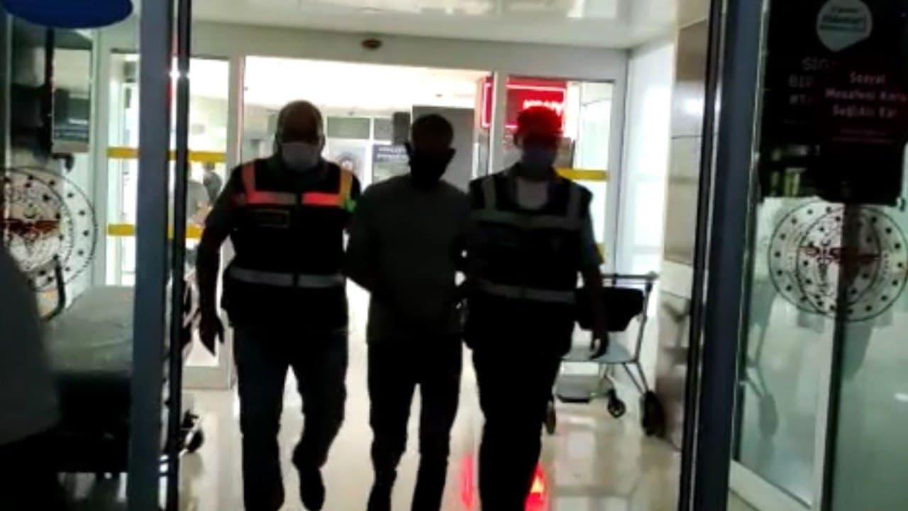 26 ilde aranıyordu Meram'da yakalandı!  Türkiye'nin her bölgesinde dolandırıcılık yapmış