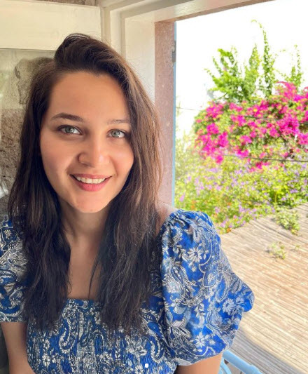 Gönül Dağı'nın Dilek'i Gülsim Ali İlhan'ın sevgilisi herkesi şaşırttı! Bakın kim çıktı