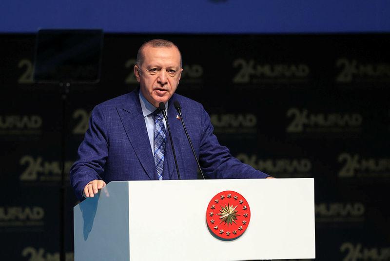 Son dakika: Başkan Erdoğandan MÜSİADın 26. Olağan Genel Kurulunda önemli açıklamalar