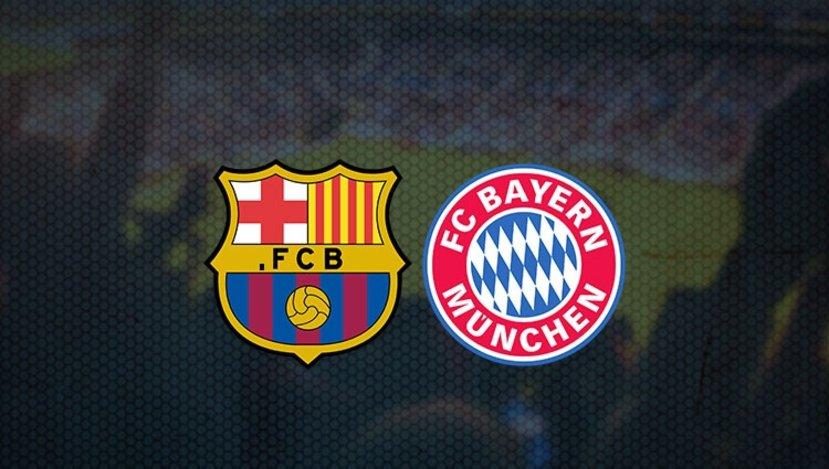 Canlı I Barcelona - Bayern Münih (CANLI ANLATIM) Şampiyonlar Liginde haftanın en merak edilen maçı