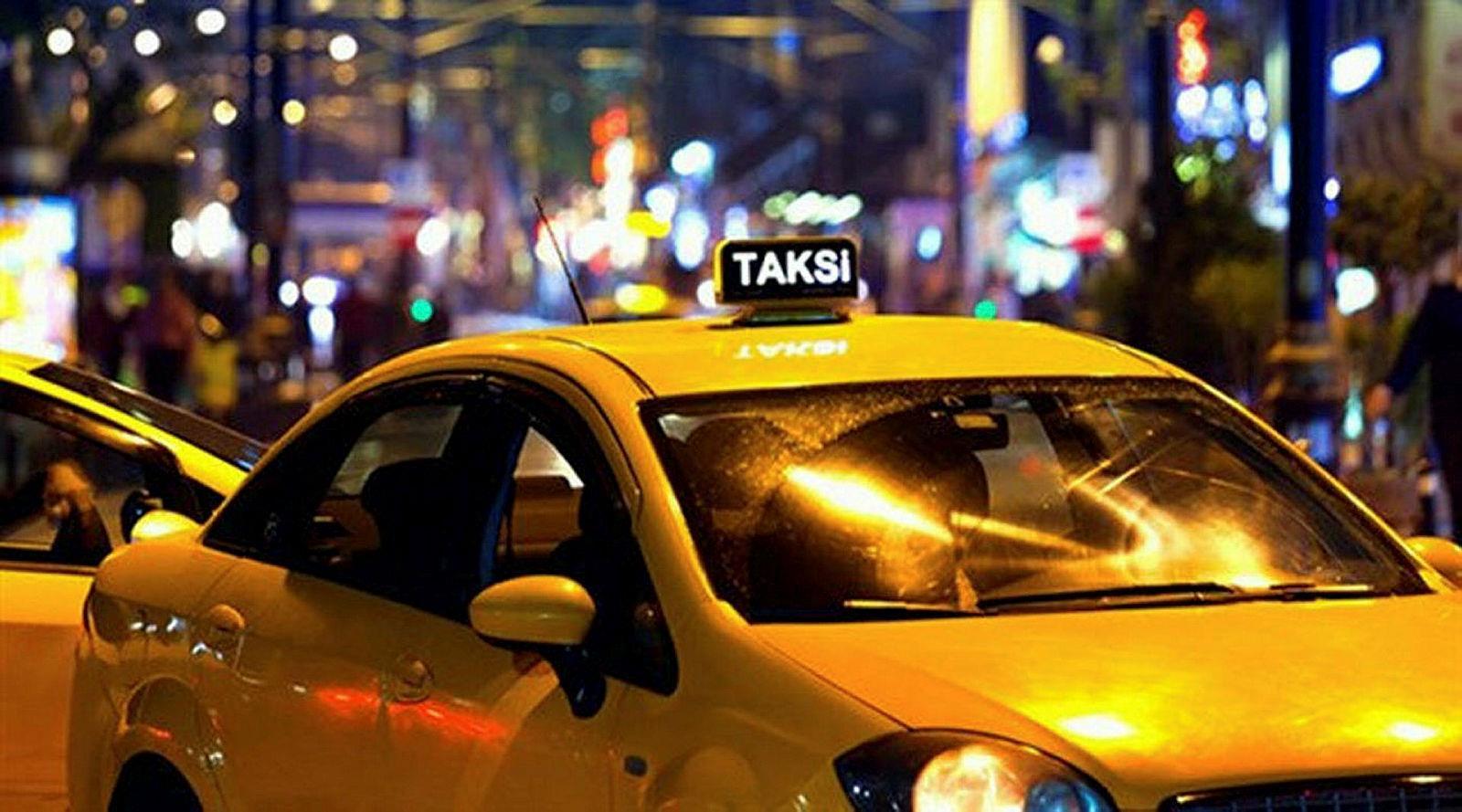 Son dakika: Taksilerde flaş değişiklik! O sınır yükseltildi