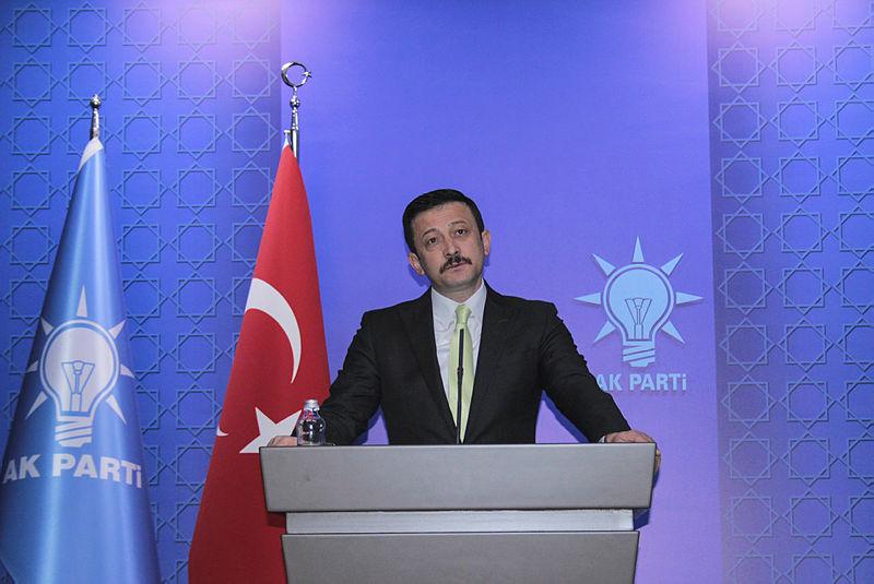 AK Parti Genel Başkan Yardımcısı Hamza Dağdan oy oranı açıklaması! AK Parti ve MHP olarak...