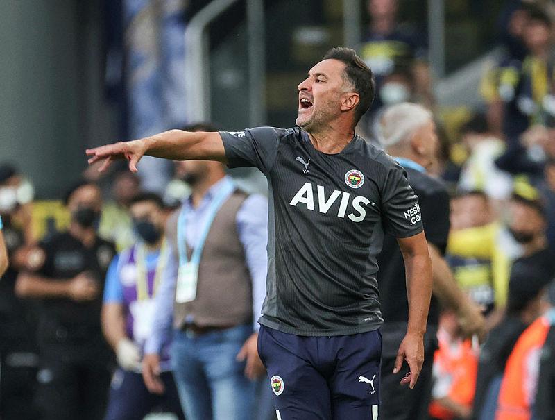 Fenerbahçe Teknik Direktörü Pereiradan Frankfurt maçı öncesi Mesut Özil açıklaması
