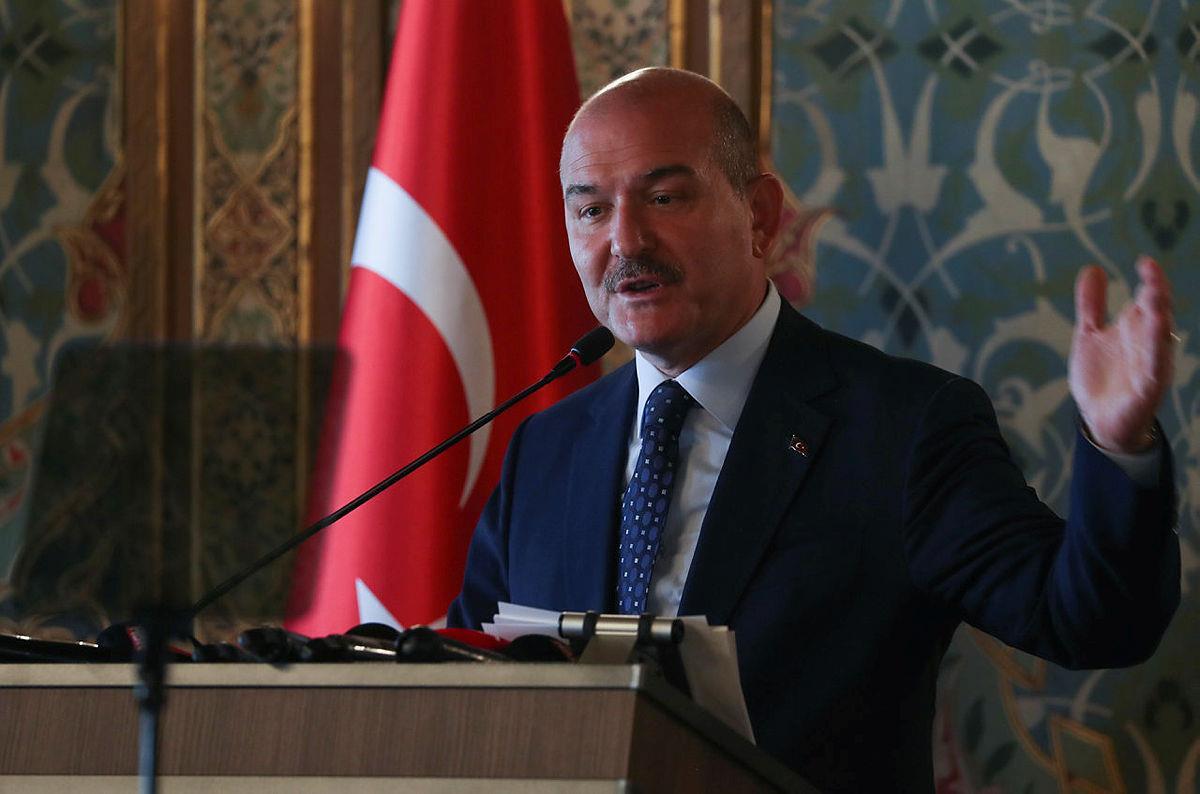 İçişleri Bakanı Süleyman Soylu Buradan bir haber duyuracağım diyerek açıkladı   Kaç Suriyeli ülkesine geri döndü?