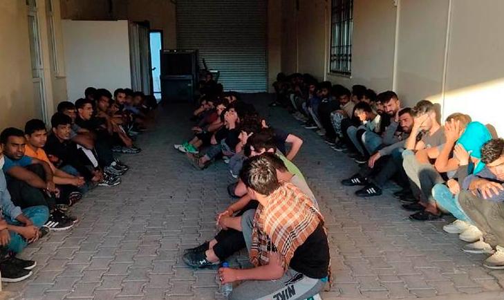 Son dakika: İçişleri Bakanı Süleyman Soyludan kaçak mülteci açıklaması! Yüzde 71'ini geri gönderdik