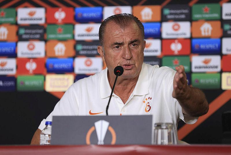 Fatih TerimdenGalatasaray-Laziomaçı öncesi flaş Marcao sözleri: Cezasını çekti
