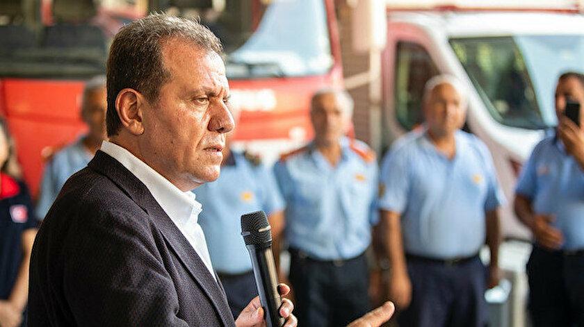 CHPli Mersin Büyükşehir Belediye Başkanı Vahap Seçer vatandaşı azarladı: Haddinizi bilin