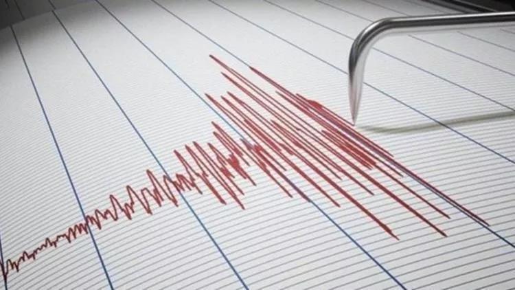 Son dakika: Denizlide gece yarısı korkutan deprem!