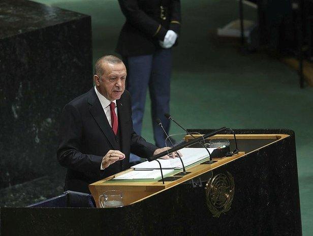 Başkan Erdoğanın da katılacağı BM Zirvesinde Afganistan, Kovid-19 ve iklim değişikliği konuları öne çıkacak