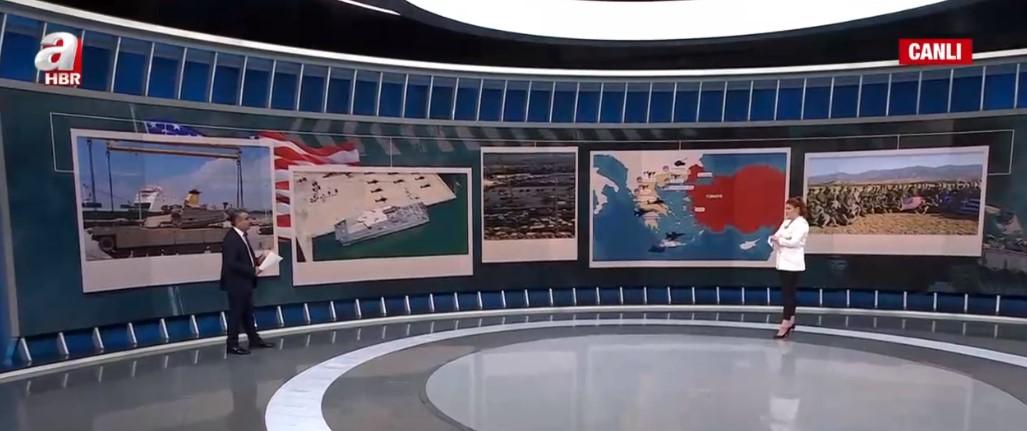 ABD için flaş iddia! Yunanistanda Türkiyeye yakın bölgede yeni üs kuracak   A Haberde deşifre edildi...