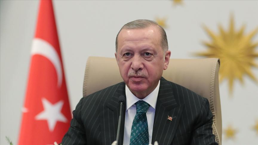 Başkan Erdoğandan Ampute Milli Takımına tebrik: Türkiye sizinle gurur duyuyor çocuklar...