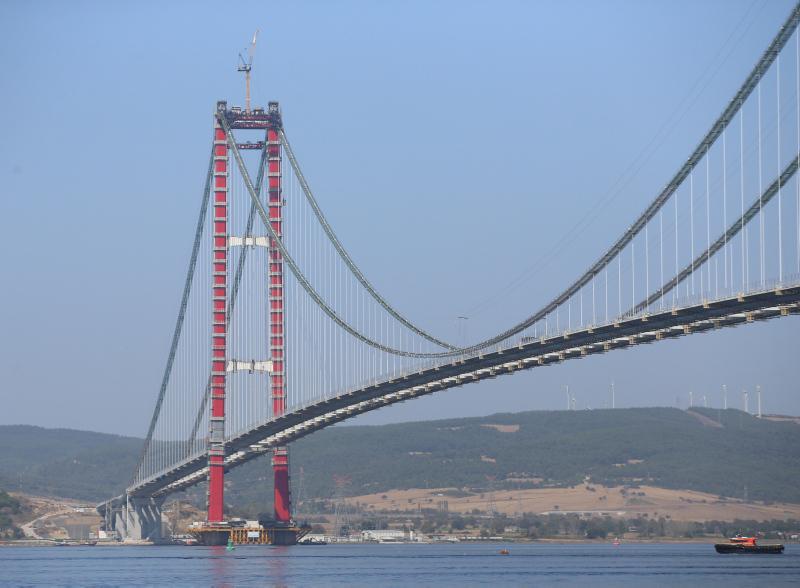 1915 Çanakkale Köprüsü için büyük gün yarın! Asya ve Avrupa buluşuyor