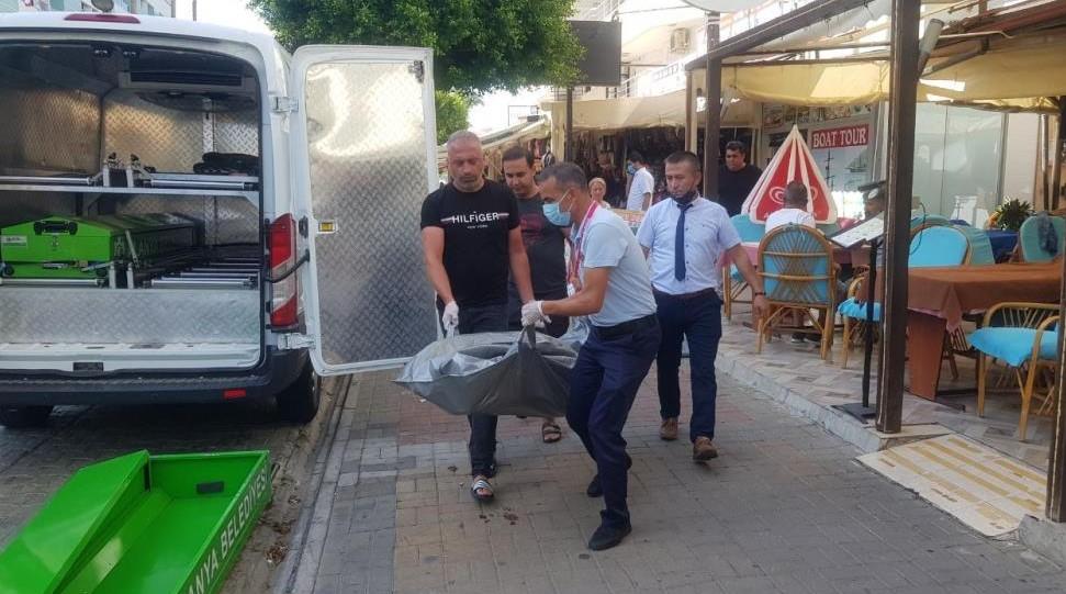Alanya'da korkunç olay! Klima motoruna asılı ceset bulundu