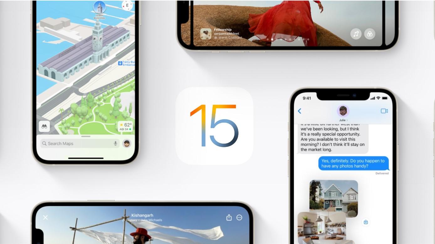 iOS 15 yenilikler: iOS 15 ne zaman çıkıyor? iOS 15 hangi telefonlara gelecek? iOS 15 güncellemesi alacak cihazlar...