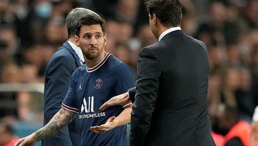 Messi oyundan alınmasına tepki gösterdi: 3 maçta sıfır gol sıfır asist