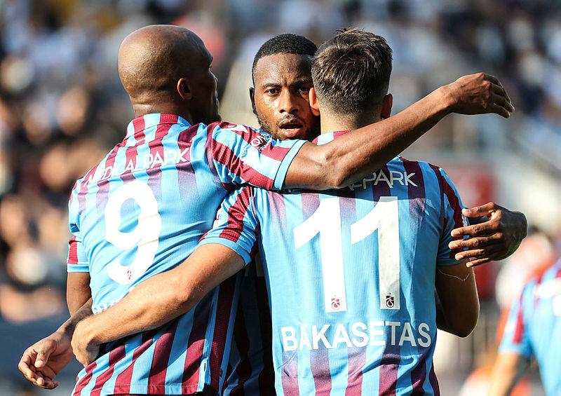 Trabzonspor'un yıldızları Nwakaeme ve Bakasetas 14 takıma bedel