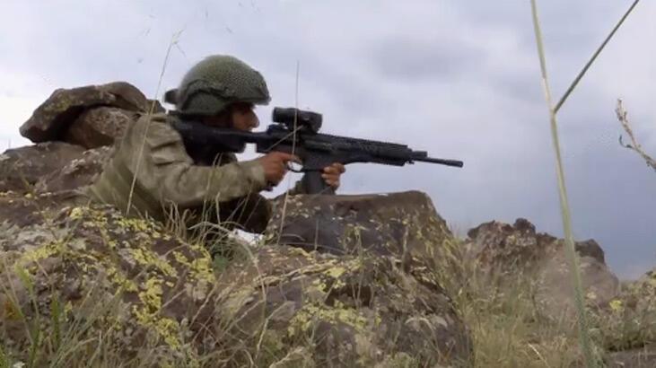 Son dakika: Barış Pınarı ve Fırat Kalkanı bölgesinde 2 PKK/YPGli terörist etkisiz hale getirildi