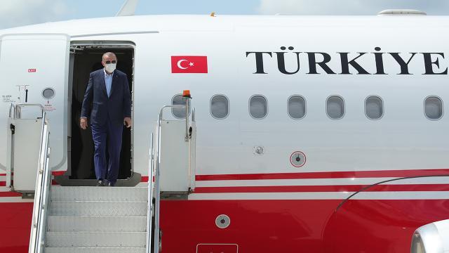 Son dakika: Başkan Erdoğan ABDdeki temaslarının ardından yurda döndü