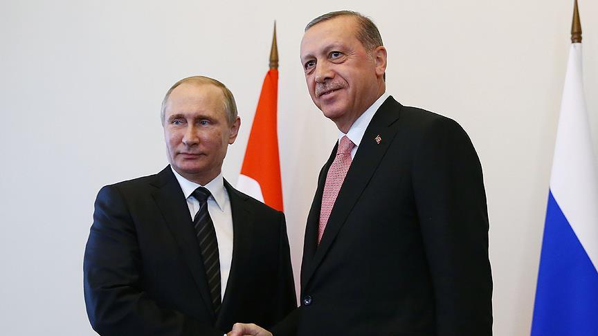 Son dakika: Başkan Erdoğan ile Putinin görüşmesinde gündem Suriye