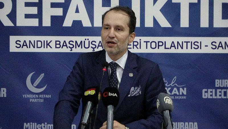 Son dakika: Fatih Erbakandan İmamoğlu, Babacan ve Davutoğluna sert sözler