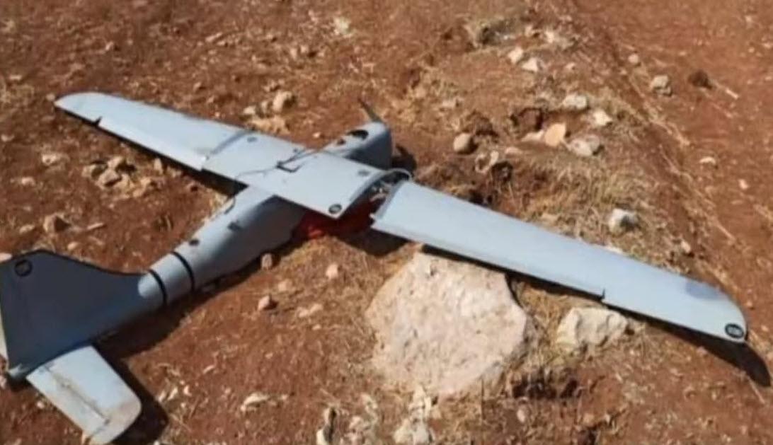 Son dakika: Rus drone'u düşürüldü