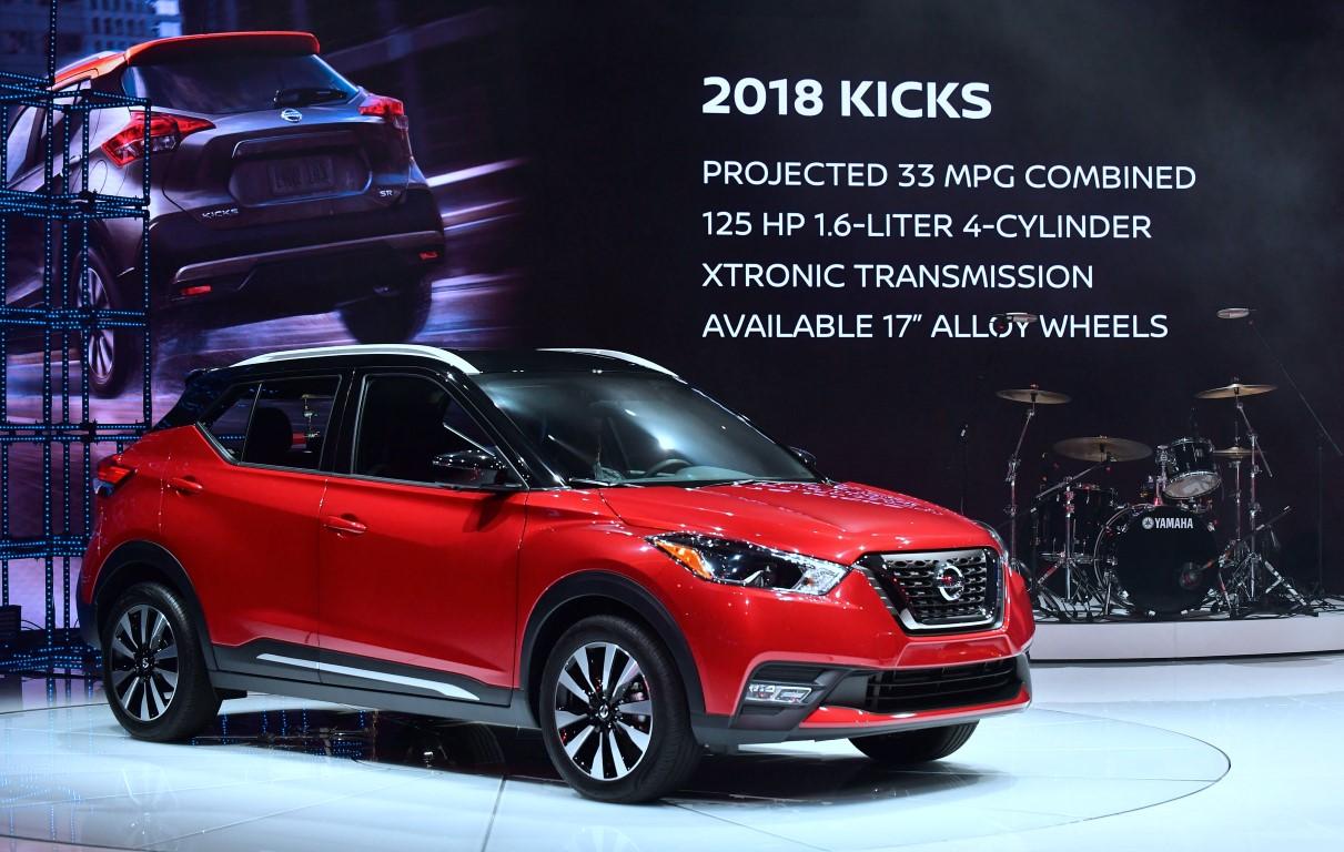 2018 Nissan Kicks Tanıtıldı Sayfa 1 Galeri Oto 16