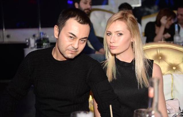 Serdar Ortaç'tan eşi Chloe Loughnan hakkında şaşırtan açıklama