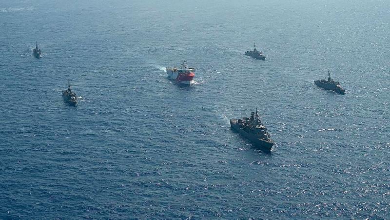 Türkiye'den Akdeniz'de yeni stratejik hamle! Etüt çalışmaları başladı...