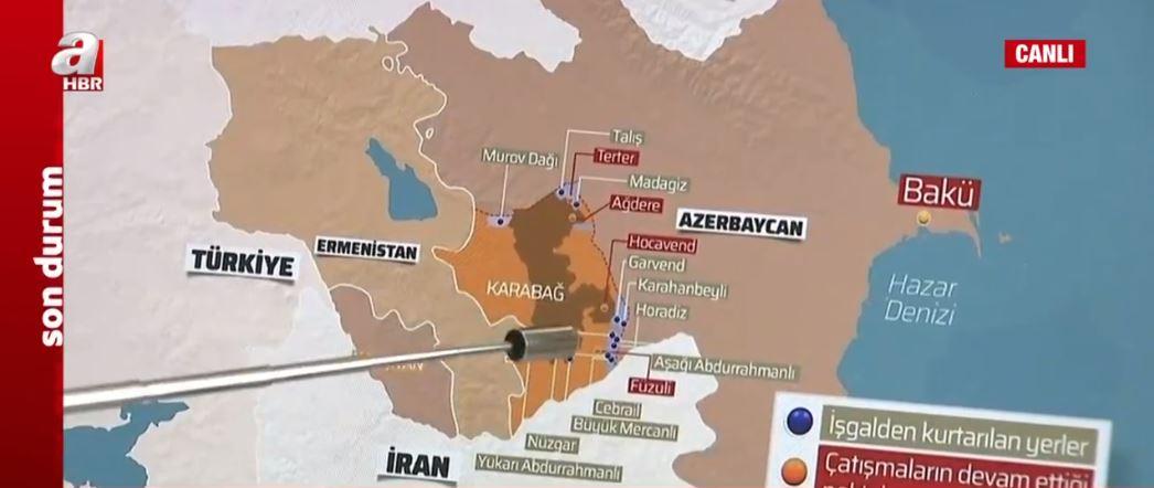 Son dakika: Bahçeli'nin 'Nahçıvan' açıklaması ne anlama geliyor? Prof. Dr. Mesut Hakkı Caşın A Haber'de açıkladı: Nahçıvan'ın Azerbaycan'a bağlanması...