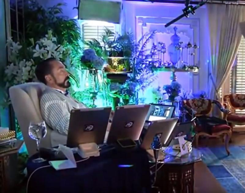 Adnan Oktar o video için hesap verecek! 'Şaka yaptım' dedi...