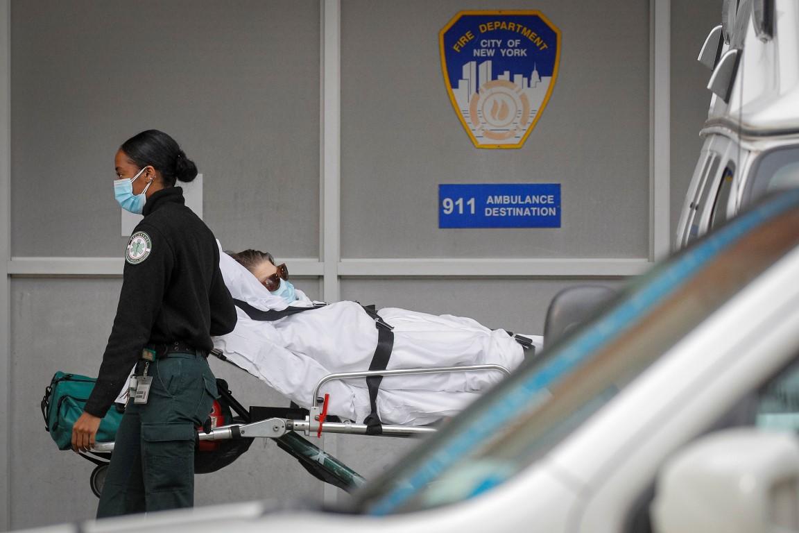 SON DAKİKA HABERİ | ABD'de korkunç rakam! Koronadan bir günde 2130 kişi öldü | 19 Kasım 2020 Perşembe