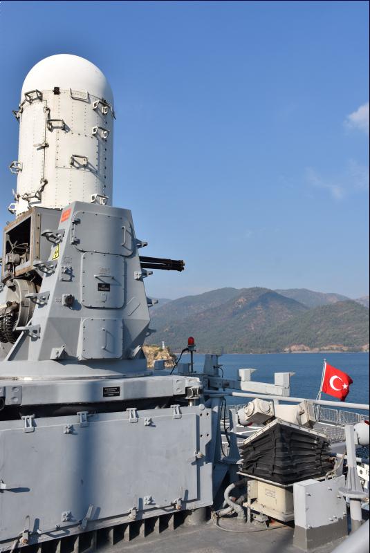 TCG Anadolu son durum | Yunanistan'ın uykuları kaçacak! Türkiye'nin en büyük savaş gemisinde sona doğru