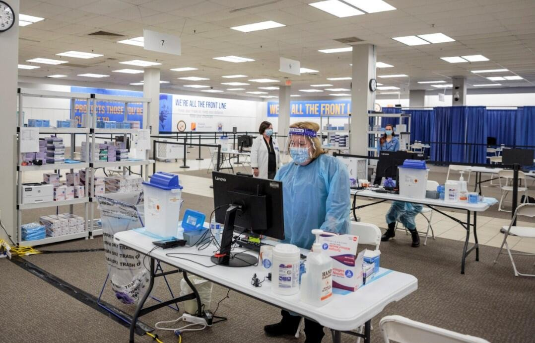 Latest situation in coronavirus vaccine    Vaccines go to waste in the USA!  The strategy has changed