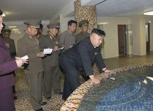 Kim Jong-Un fotoğrafları