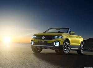 2016 Volkswagen T-Cross Breeze Concept