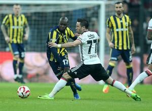 Beşiktaş - Fenerbahçe maçından fotoğraflar