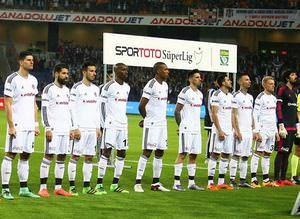 Beşiktaş şov yaptı