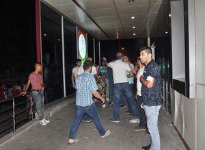 Gaziantepteki hain saldırıdan ilk görüntüler!