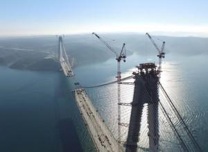 Yavuz Sultan Selim Köprüsünden son durum