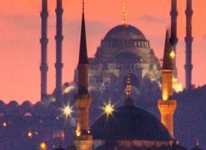 Çamlıca Camisi İstanbulun güzelliğine güzellik katıyor