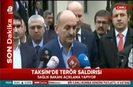 Sağlık Bakanı saldırıyla ilgili açıklama yaptı